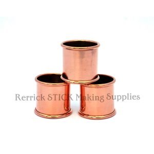 Beaded Copper Collars 21mm