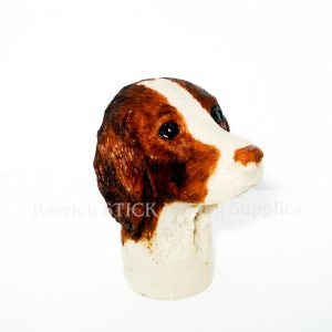 Springer Spaniel Cast Resin Head