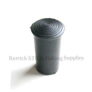 Walking Stick Ferrules Rubber 22mm