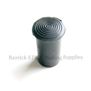Walking Stick Ferrules Rubber 16mm