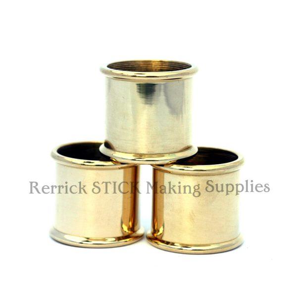 Beaded Brass Collars 22mm