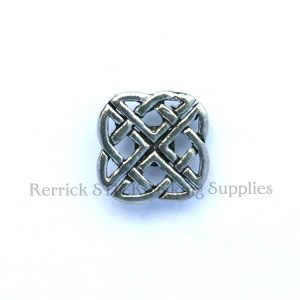 Pin Badge Pewter Celtic Knot