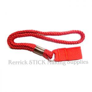 Red Braided Wrist Strap