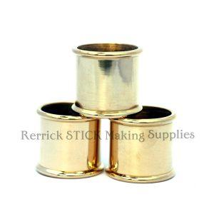 Beaded Brass Collars 25mm