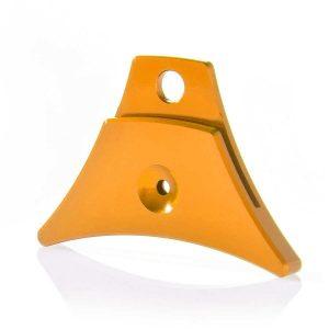 The Logan A1 Whistle Orange