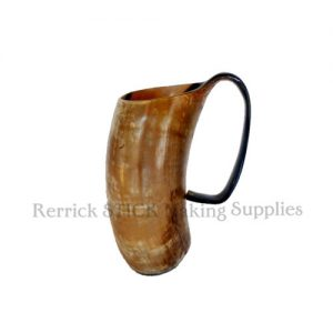 One Large Ox Horn Tankard