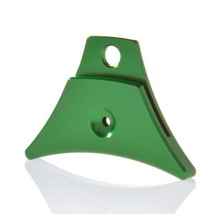 The Logan A1 Whistle Green