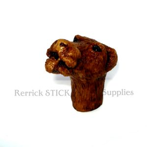 Airedale Terrier Cast Resin Head
