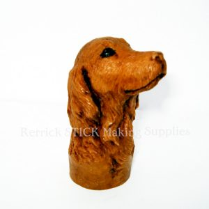 Setter Cast Resin Head