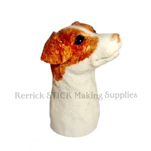 Mediuml Jack Russell Cast Resin Head