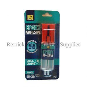 Three Tubes Of Epoxy Adhesive 151 Glue