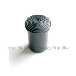 Walking Stick Ferrules Rubber 20mm