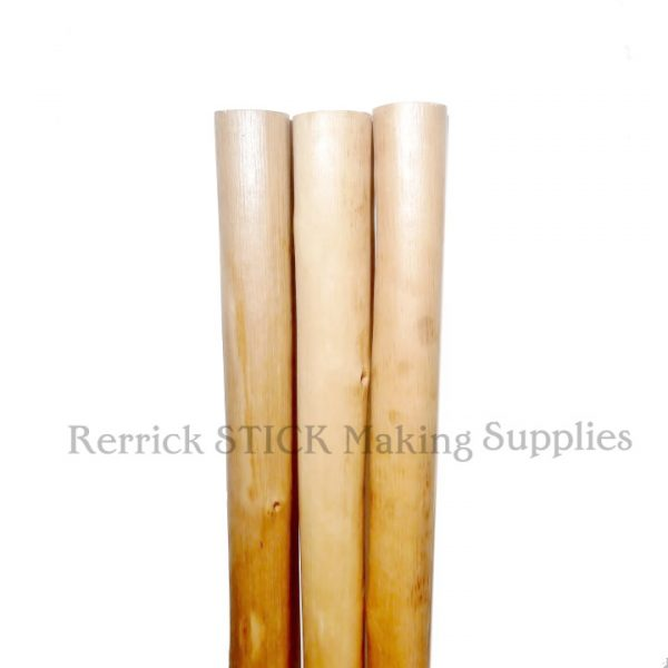 3 Stripped Chestnut Shanks 1.3m