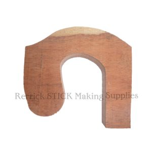 African Rose Wood Carving Blank