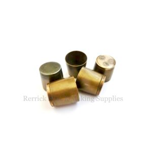 15mm Steel Tipped Brass Ferrules 5