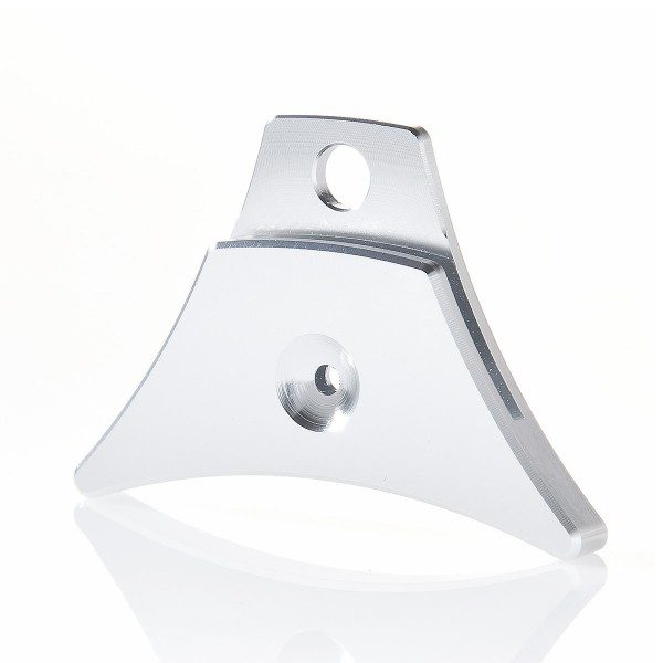 The Logan A1 Whistle Silver